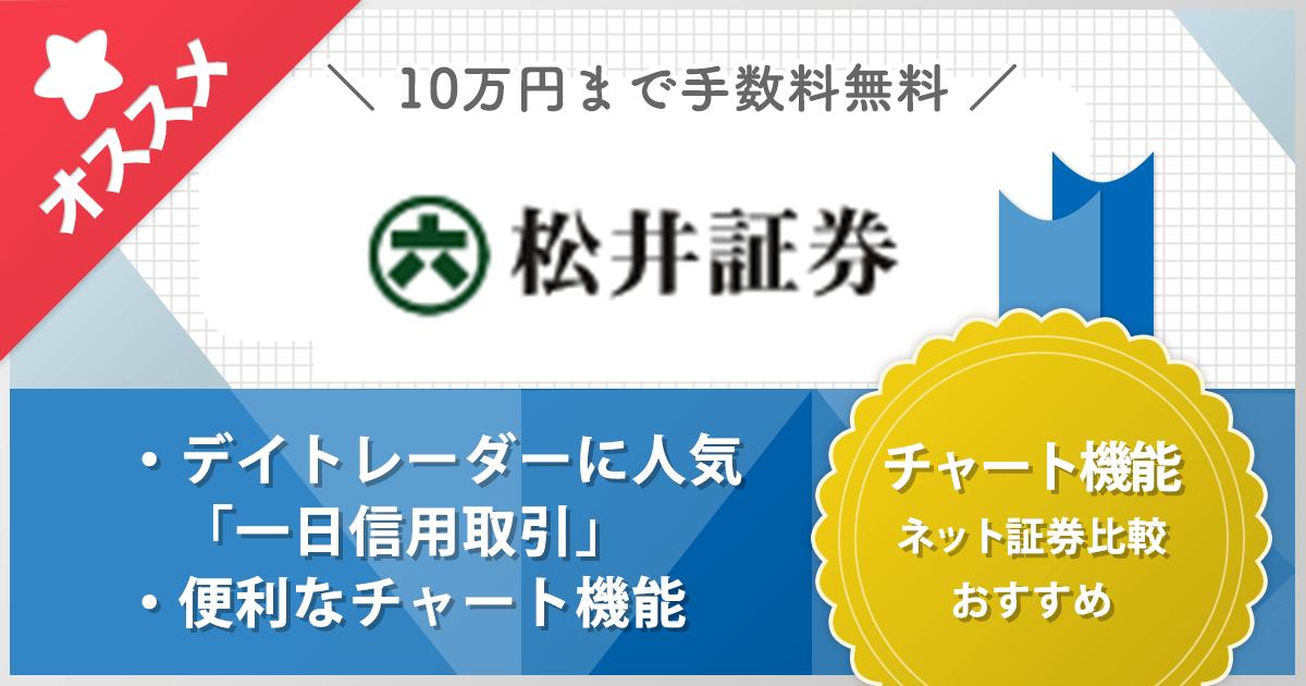 松井証券 クチコミ
